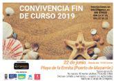 D�Genes celebrar� el pr�ximo 22 de junio su jornada de convivencia para despedir el curso 2018/19
