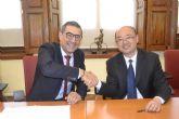 La Universidad de Murcia firma un protocolo de colaboración con la Universidad Normal de Shanghái