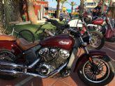 Santiago de la Ribera se convierte este fin de semana en la meca de los amantes de la motos custom con el XVI Hot Rally San Javier 2019