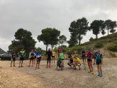 Más trabajo en Ricote para nuestro Trail Running
