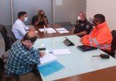 Se activa en Las Torres de Cotillas el plan municipal de emergencias por lluvias