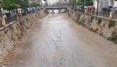 Precipitaciones acumuladas en Totana hasta las 15:00 horas