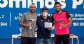Resultados de los jugadores totaneros de pádel del Club de Tenis Totana durante el fin de semana del 15 y 16 de Mayo