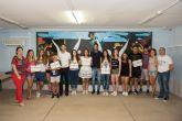 Más de 40 alumnos del IES Antonio Hellín demuestran sus habilidades en el II campeonato interrecreos