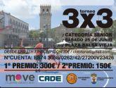 Se suspende el II Torneo 3x3 de Baloncesto que se iba a celebrar este sábado en la plaza Balsa Vieja