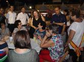 El Bando Pinatarense y las Barracas se inauguran coincidiendo con el concurso de Talentos