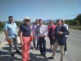 Ciudadanos exige al Gobierno regional que acometa de inmediato la mejora de la carretera que une Abanilla con Mahoya