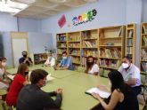 El colegio Santa Rosa de Lima de El Palmar se prepara para el inicio de curso con la reparación y reforma de algunos de sus elementos y estancias