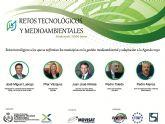 Webinar sobre 'Retos Tecnológicos y Medioambientales'