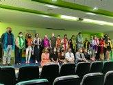 El Ayuntamiento de Totana recibe uno de los premios de la X Gala del Orgullo Cartagenero