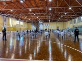 Más de 300 aspirantes concurren a la primera prueba para 10 plazas de Agente de la Policía Local de Torre Pacheco