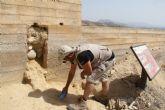 Clausurado con éxito el curso internacional de arqueología en el Castillo de Nogalte