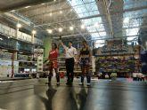 La boxeadora Mª Carmen Romero, nueva campeona de España 2018 en Kick Boxing