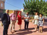 120 niños y niñas participan en la colonia urbana de CaixaProinfancia en Molina de Segura