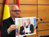 Martínez-Oliva advierte que Conesa exigía en abril ´retirar la pasarela de la vergüenza´