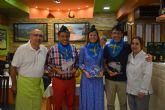 Águilas recibe el galardón de Pueblo Ejemplar en los premios Bonito del Norte 2019