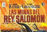 El cine de verano del Museo Arqueológico proyecta ´Las minas del rey Salomón´