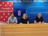 El Ayuntamiento de Molina de Segura y la asociación ASPAPROS colaboran en el desarrollo de actividades de integración social con personas con discapacidad intelectual