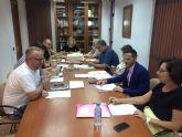 La Junta de Gobierno Local de Molina de Segura inicia la contratación de la urbanización de la Unidad de Actuación Delimitada en las calles Los Romeros, Norte, San Gabriel y Diamante, con una inversión de 168.362,79 euros