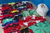 La Policía Local decomisa en Cabo de Palos 252 productos supuestamente falsificados