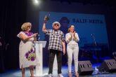 La voz dorada de África, Salif Keita, recibe el premio de La Mar de Músicas