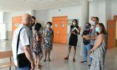 El Ayuntamiento de Archena realizará test COVID-19 a todos los profesores y empleados de los centros docentes del municipio