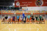 Los clubes de baloncesto se unen en un proyecto común con el nombre Ciudad de Cartagena