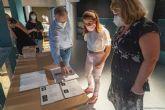La alcaldesa supervisa los avances en el museo del Foro Romano