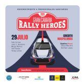 Más de un centenar de profesionales sanitarios inscritos para el 'Gran Canaria Rally Héroes 2020'