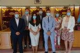 La Alcaldesa de Alguazas reparte las concejalías a su equipo de gobierno