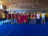 Séptima posición para la selección escolar en el Campeonato de Espana de Triatlón por Autonomías