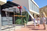 El Ayuntamiento ejecuta obras de mejora en todos los colegios de Puerto Lumbreras