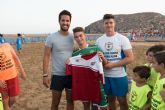 Finaliza con éxito el primer campus de verano de fútbol playa