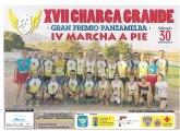 """La XVII Charca Grande """"Gran Premio Panzamelba tendrá lugar el sábado 30 de septiembre"""