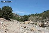El PSOE pide que los PGE de 2018 incluyan una partida para la construcción de las presas en las ramblas de Lebor y Las Moreras