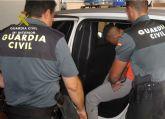 Detenido el presunto autor de un homicidio en tentativa en Santomera