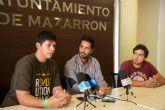 La Federación Murciana de Estudiantes realiza este sábado un encuentro regional en Mazarrón