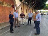 Santa Cruz contará con una nueva zona verde en el centro de la pedanía