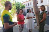 40 niños tutelados pasan sus vacaciones en Lo Pagán