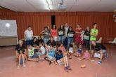 La Escuela de Verano del rimitiva López permite a 20 niños disfrutar de las vacaciones de manera diferente