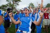 Carlota Ciganda, clasificada para la Solheim Cup 2021