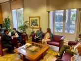 La Casa Regional de Murcia en Barcelona propone el hermanamiento de ambas ciudades
