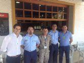 La Base Aérea de Alcantarilla ya prepara otra cita memorable