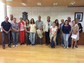 T�cnicos de las Oficinas de Turismo de la Regi�n de Murcia visitan el municipio de Totana con el fin de conocer sus distintos recursos tur�sticos