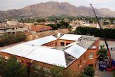El Ayuntamiento encarga un segundo desamiantado del interior del colegio