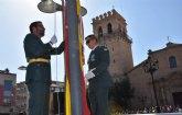 Totana volverá a celebrar el próximo 12 de octubre el acto institucional de homenaje a la Bandera de España