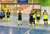 Empate sin goles en Bargas para el Zambú CFS Pinatar