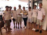 El Carmen Élite Seis, equipo ganador de la III Regata Camino de la Cruz-´Trofeo Punta Este´