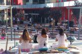 El Festival Pinatar Om celebra el equinoccio de Otoño