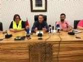El Ayuntamiento establecerá una primera línea de ayudas de 295.000 € para los afectados por las inundaciones